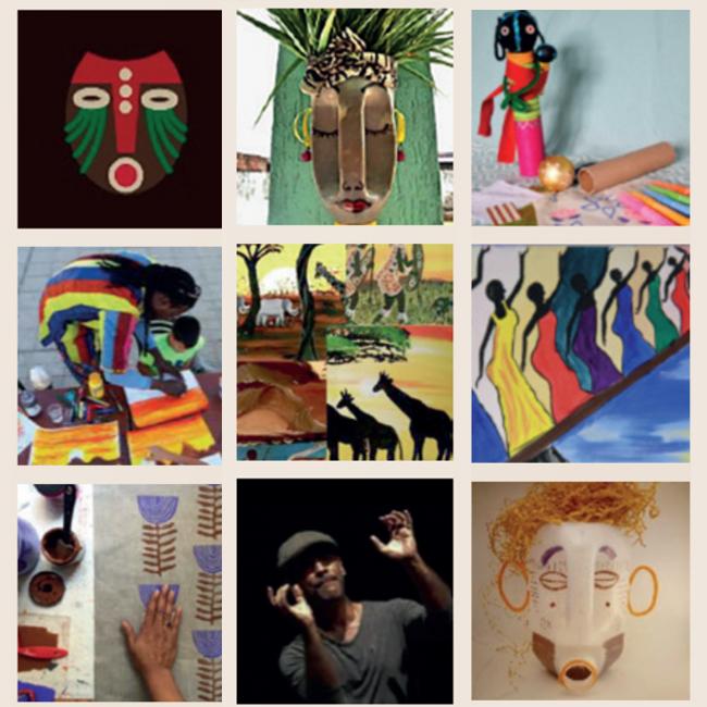 Talleres Semana África, CajaCanarias