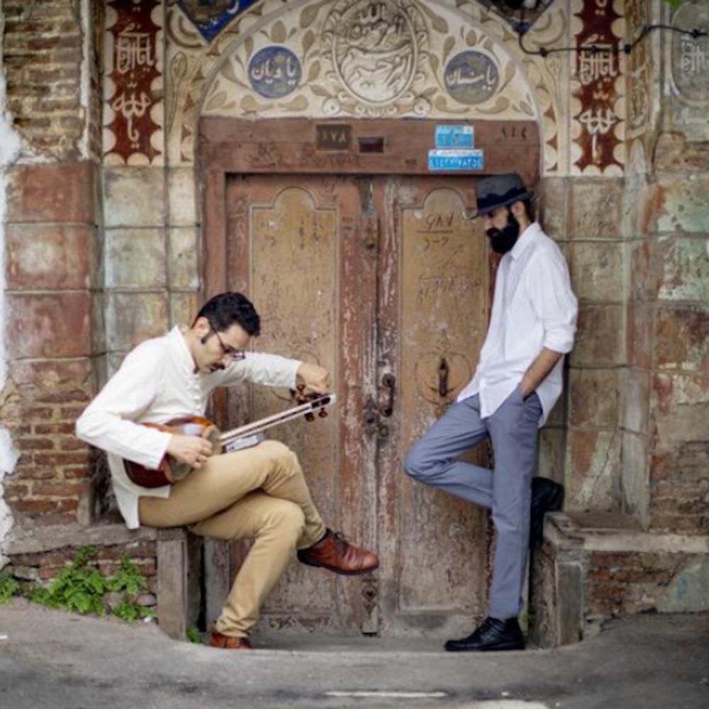 Un blues para Teherán' | Lagenda