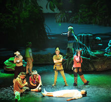 'Peter Pan, el musical'