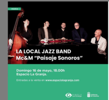 Local Jazz Band - 'Paisajes Sonoros'