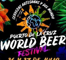 Puerto De La Cruz World Beer Festival