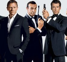 Ciclo James Bond