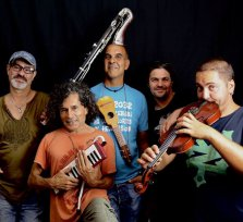 Juan Mesa Baifo Folk Band