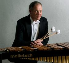 Concierto para Orquesta y Marimba con Leigh Howard Stevens
