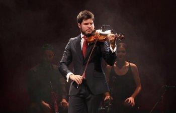 El flamenco se rinde al violín de Montalvo