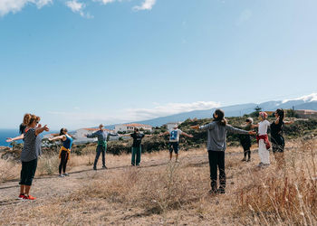 'Natura', 'Formación de formadores' y 'Misiva' en Danza en Comunidad