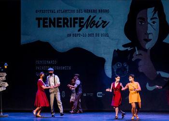 El corto 'Ma', de Pablo Sánchez Díaz-Llanos, gana el concurso de Tenerife Noir Express