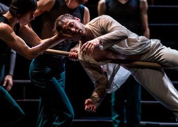 'Tristán e Isolda' por el Ballet de Ginebra