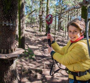 Aprovecha el descuento para el campamento de Forestal Park, el más aventurero del verano