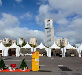 Clausura de la XXXII Feria de Libro de Santa Cruz de Tenerife