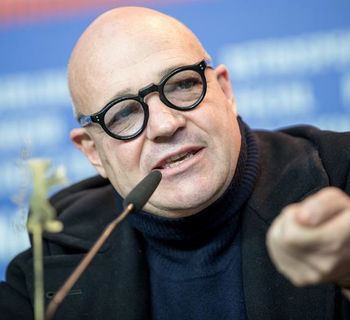 Gianfranco Rosi, premio Mirada Personal de la XIV edición de MiradasDoc