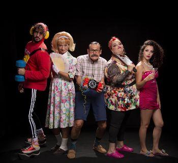 Delirium Teatro estrena 'La buena vecindad'