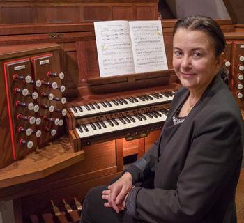 'Con aroma francés' primer concierto de órgano de la temporada en Auditorio de Tenerife