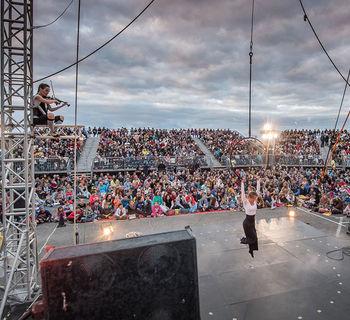 Mueca, El arte en la calle vuelve a Puerto de la Cruz