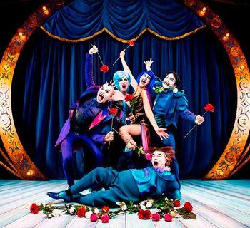 La ópera y el humor se dan la mano en The Opera Locos