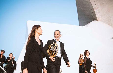 En febrero, Abono de Invierno de Sinfónica de Tenerife