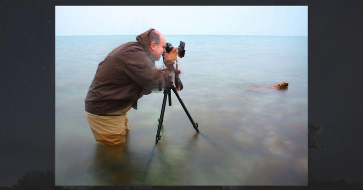 José Benito Ruiz impartirá el taller de fotografía medioambiental en FICMEC 2021