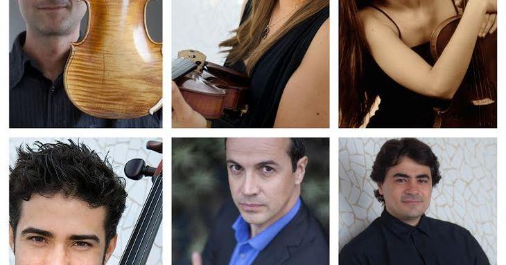 Quantum Ensemble, Auditorio de Tenerife, 28 mayo 2015.