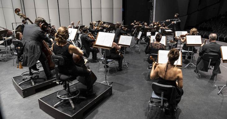 Sinfónica de Tenerife cierra la primera parte de su temporada con un nuevo sold out