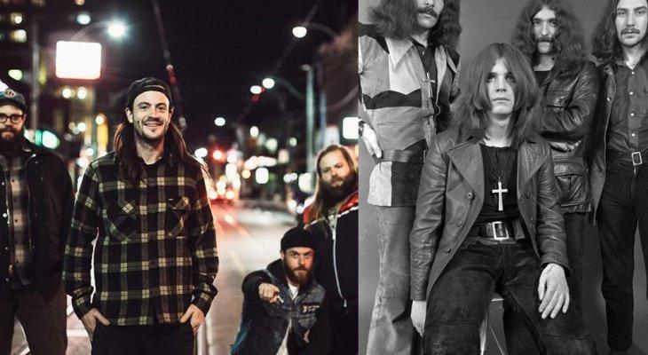 Bat Sabbath (Cancer Bats) Black Sabbath