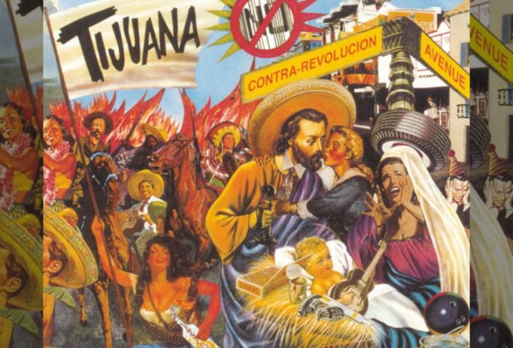 Tijuana No! Winston Smith