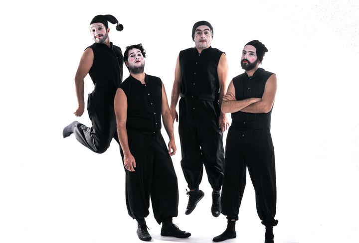 Compañía de Teatro Abubukaka. Obra La Cama