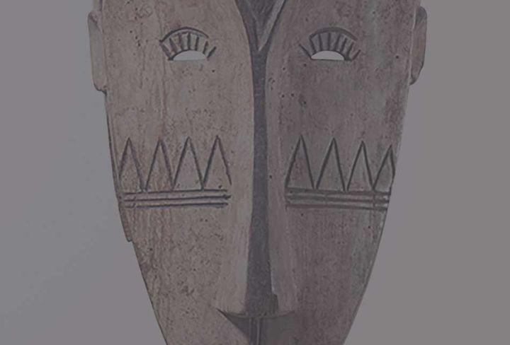 África - Máscara- Fundación CajaCanarias