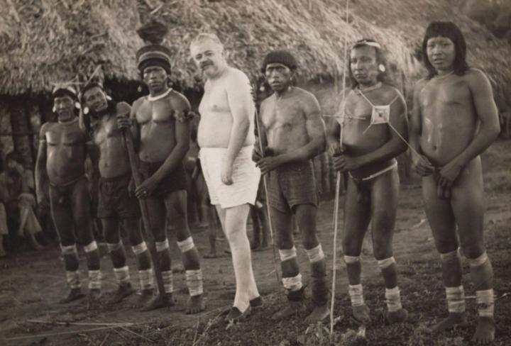 El indígena rosa contra la bestia invisible: la batalla de Noel Nutels