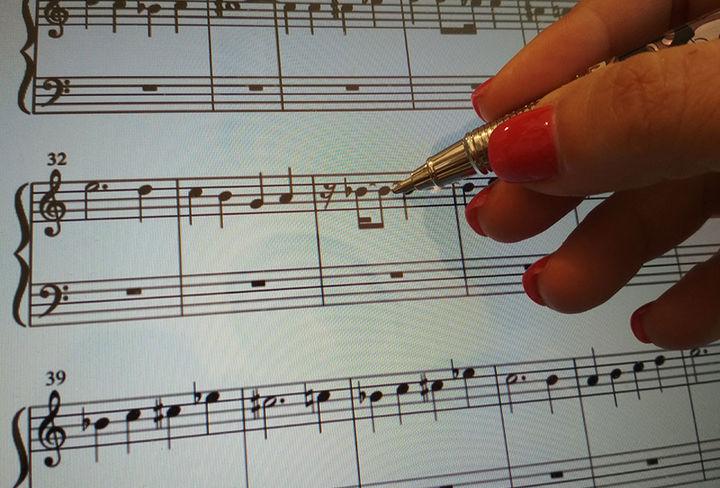 Composición Musical, lagenda de Tenerife