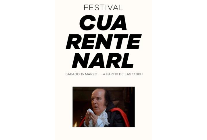 Festival Cuarentenarl Coronavirus
