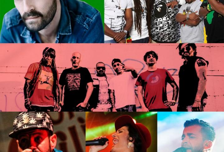 Artistas Feeling Festival 2017