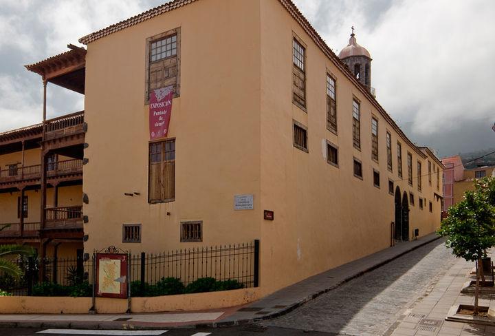 Museo de Artesanía Iberoamericana, en La Orotava