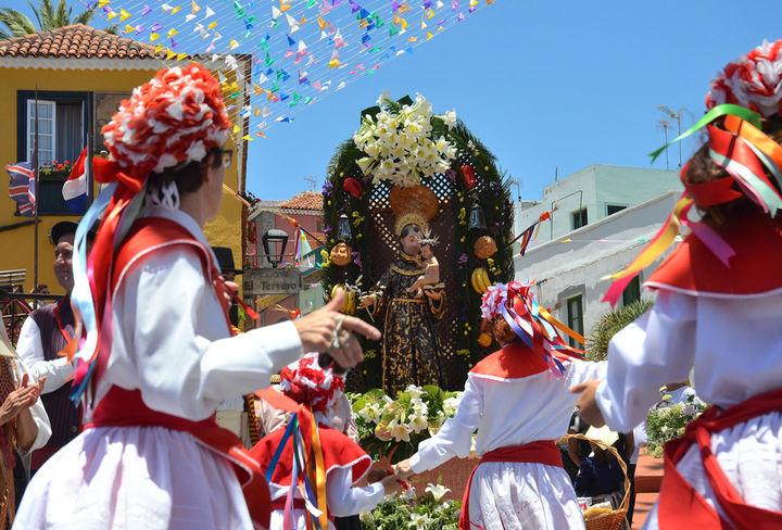 Romería de San Antonio, Granadilla