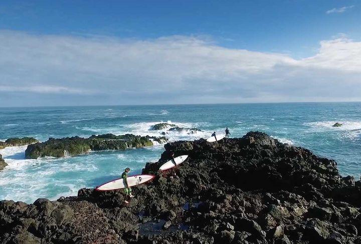 San Borondón - Surf Movie Night Tenerife