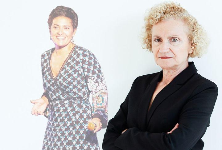 Vivki dos santos y Elena Castillo