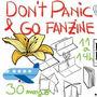 Taller Don't Panic & Go Fanzine
