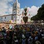 Corazones de Tejina 2019: ofrenda de los Corazones, batalla de Flores y Festival Exaltación de los Corazones