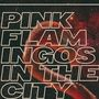 'Pink Flamingos In The City'