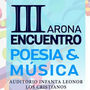 Tercer encuentro de Música y Poesía de Arona