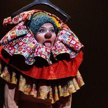 Compañía Nómada yClownbaret, primer fin de semana de febrero en Teatro Victoria