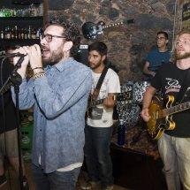 Fotocrónica Omar Xerach & Tifawen Band, El Rincón de Tintín, 29 may 2015