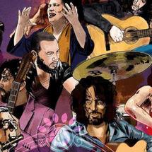 Amanecer Eterno - viii festival flamenco romi - remedios amaya - jorge pardo