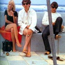 Tres Beatles en Tenerife