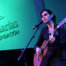 Paula Espinosa ganadora del Premio de Música Joven CajaCanarias