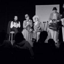 Crónica  'La vuelta al mundo en 80 días' con D'hoy Teatro 1 febrero 2015
