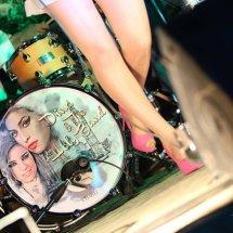 Dina & The Holy Band tributo a Amy Winehouse