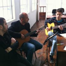 Aula de Música Popular Los Sabandeños