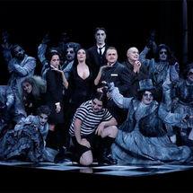 La Familia Addams, el musical auditorio de Tenerife, diciembre 2019