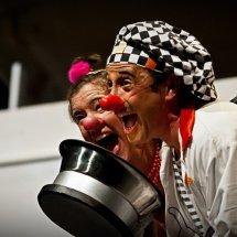 Risas de Emergencia, el espectáculo, Fundación Theodora