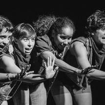 Festival Encuentros 2018, Javier Cuevas y Griselda Layño y A Tiro Hecho